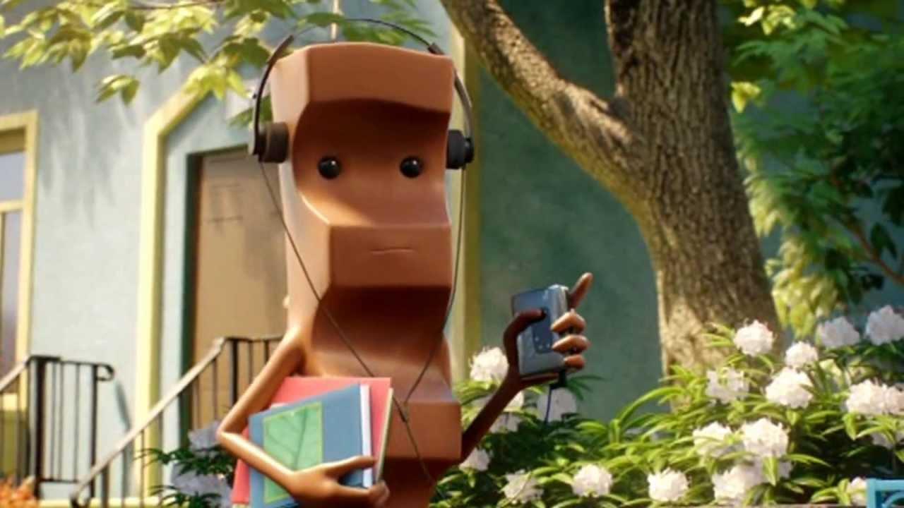Die neue Kinder Riegel Werbung 2012 - My Girl