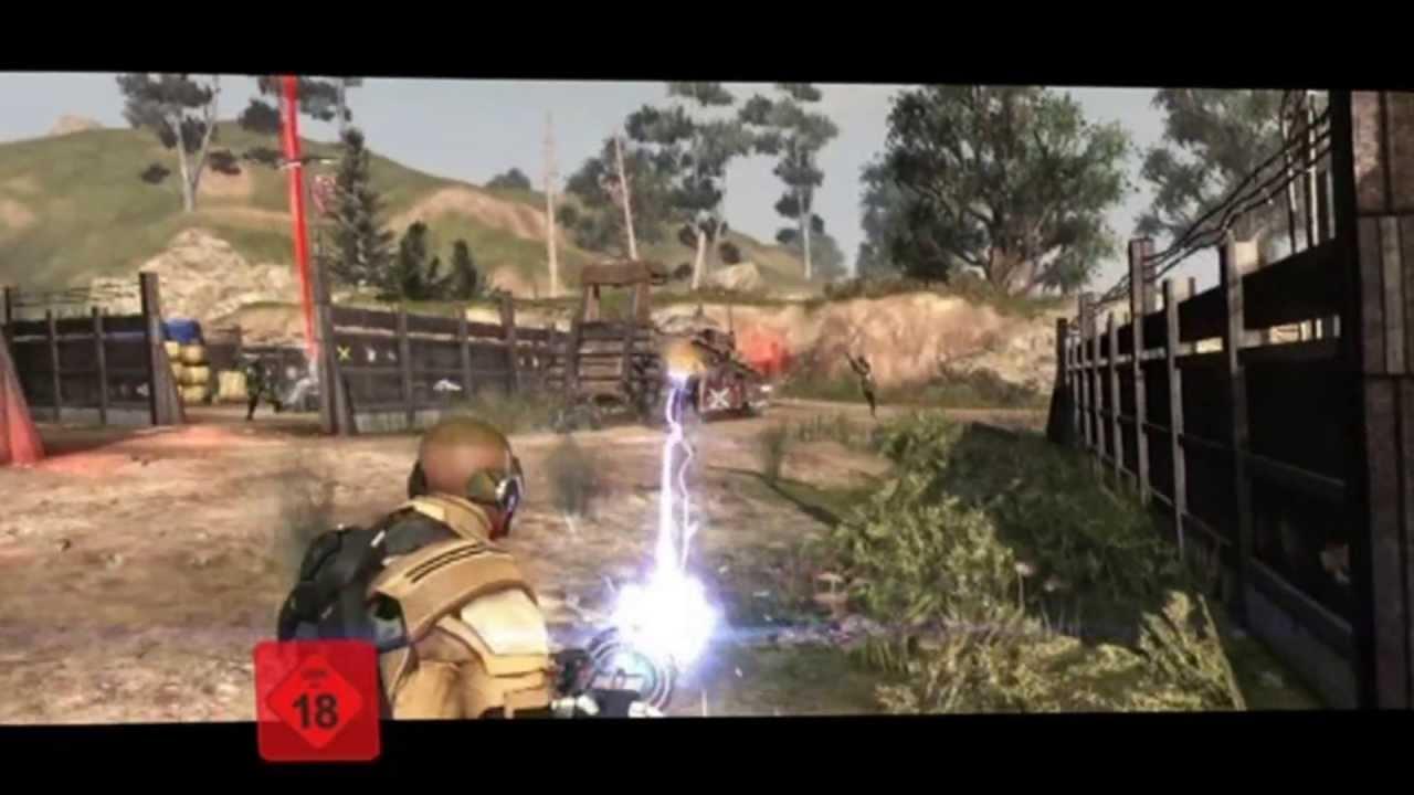 Defiance Werbung Defiance Trailer Deutsch Spiele Das Spiel Youtube